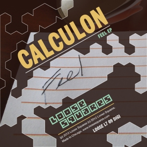 Calculon - Feel  EP