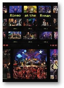 RINGO AT THE RYMAN,