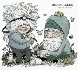 The Uncluded (Aesop Rock and Kimya Dawson)
