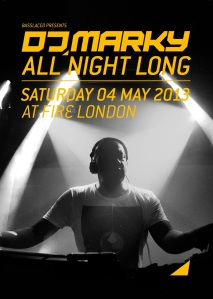 Basslaced presents DJ Marky All Night Long