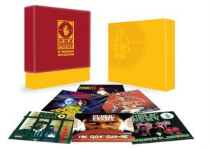 Public Enemy Vinyl Box Set