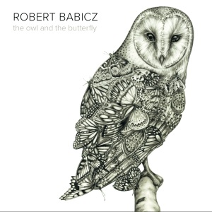 Robert Babicz - the owl and the butterfly