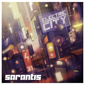 Sarantis 'Electric City' LP
