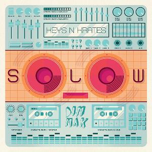 KEYS N KRATES SOLOW EP Out Now on Dim Mak Records