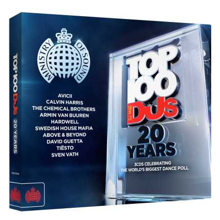 DJ Mag Top100 20 years3D packshot ARTISTS