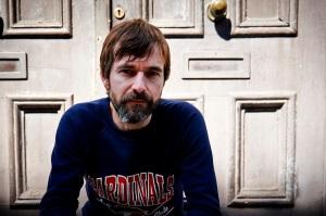 Mark Morriss, Singer, The Bluetones, Acid Jazz, London, Portraits, Brick lane
