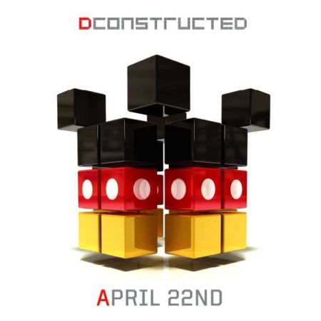 Disney Classics Remixed by Avicii, Armin Van Buuren, Kaskade and more!