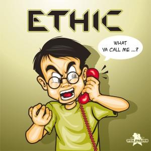 Ethic - What Ya Call Me EP - Artwork