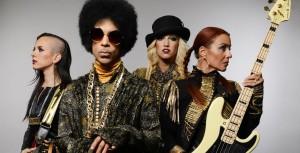 Prince & 3RDEYEGIRL