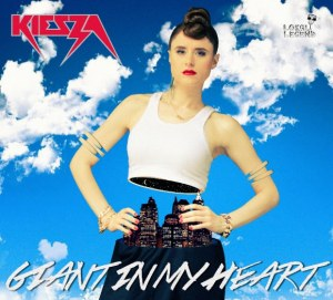 Kiesza video, 'Giant In My Heart'