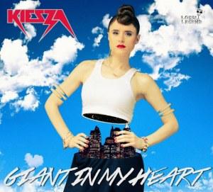 Kiesza video, 'Giant In My Heart'